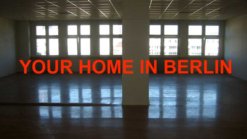 Your Home in Berlin